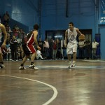 Basquet: Temperley Vs. River Plate