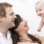 sesion de fotos a domicilio de bebe