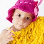 fotos en estudio a bebe