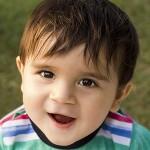 Book de fotos a bebé de 1 año