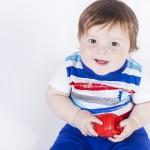 fotografo bebe 1 año