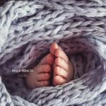 sesion de fotos a bebe recien nacido
