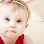 Sesión de fotos a bebe de 1 año
