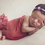 sesion de fotos de bebe recien nacido