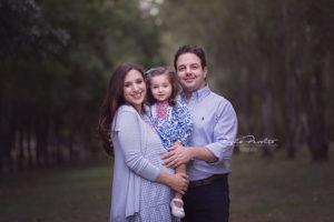 fotos embarazo en familia