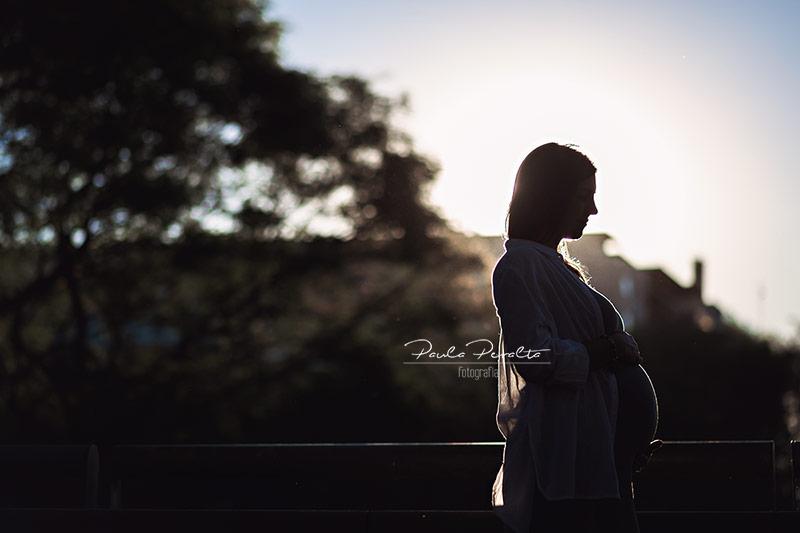 fotografia embarazada capital