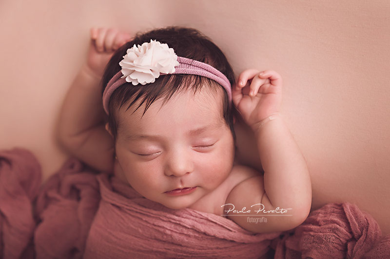 sesión de fotos newborn en caballito