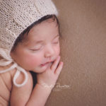 Sesión de fotos newborn Atenea