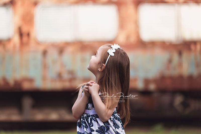fotos al aire libre nena